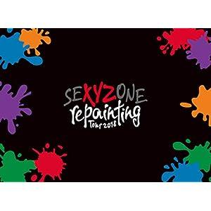 【早期購入特典あり】SEXY ZONE repainting Tour 2018(Blu-ray初回限定盤)(オリジナルクリアファイル(A4サイズ)付き)