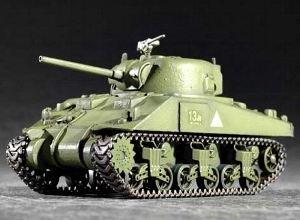 1/72 M4 シャーマン 75mm砲搭載型