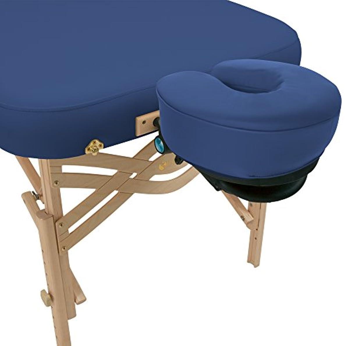 アミューズメント浪費触手STRONGLITE マッサージフェイス クレードルクッション クラウドコンフォート – マッサージテーブル&マッサージチェア ヘッドレスト枕 / 100%ポリウレタンカバー