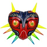 Xcostume Majora's Mask Colorful Life Size Deluxe Resin Adult Cosplay Costume Accessory Prop