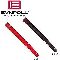 EVNROLL イーブンロール ラバー ピストル パター グリップ HEGP-000003 ブラック