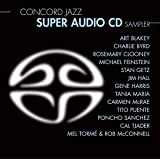 Concord jazz Super Audio CD Sampler 1 [SACD]