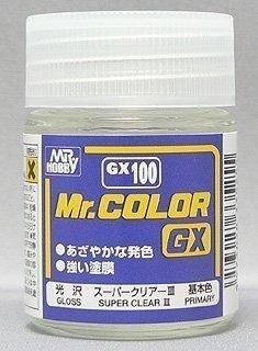 GSIクレオス Mr.カラーGX GX100 スーパークリアーIII