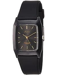 [シチズン キューアンドキュー]CITIZEN Q&Q 腕時計 Falcon ファルコン アナログ 10気圧防水 ウレタンベルト ブラック VS10-003