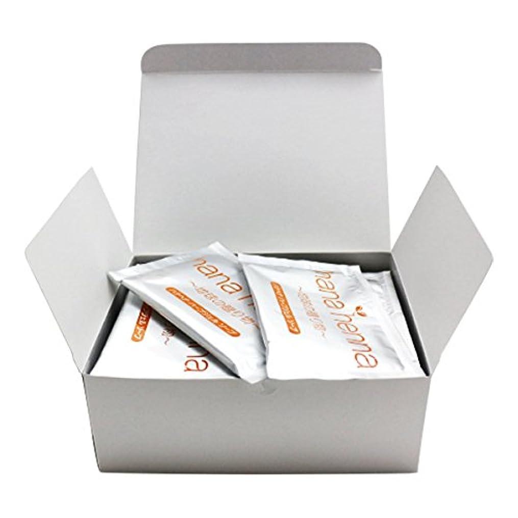 蒸留するスペース読書をするhanahenna ハーブジェル ソープ セット 10g×30袋