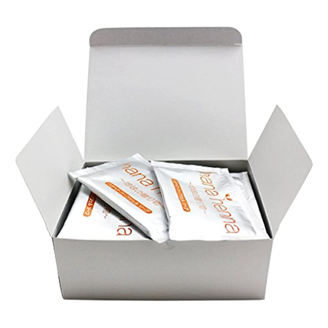 ピアノ教師の日熱望するhanahenna ハーブジェル ソープ セット 10g×30袋