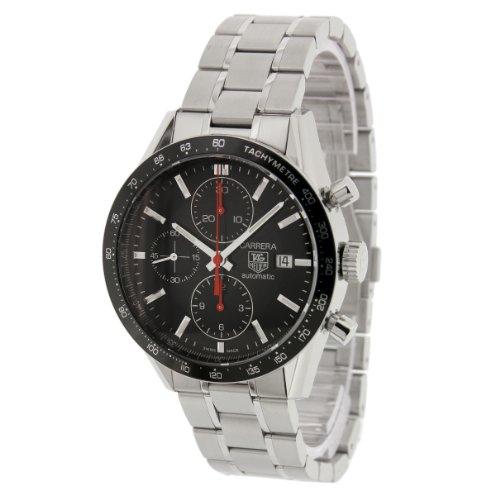 [タグ・ホイヤー]TAG HEUER カレラ 腕時計 CV2014 BA0794 メンズ SSCR黒AT【並行輸入品】