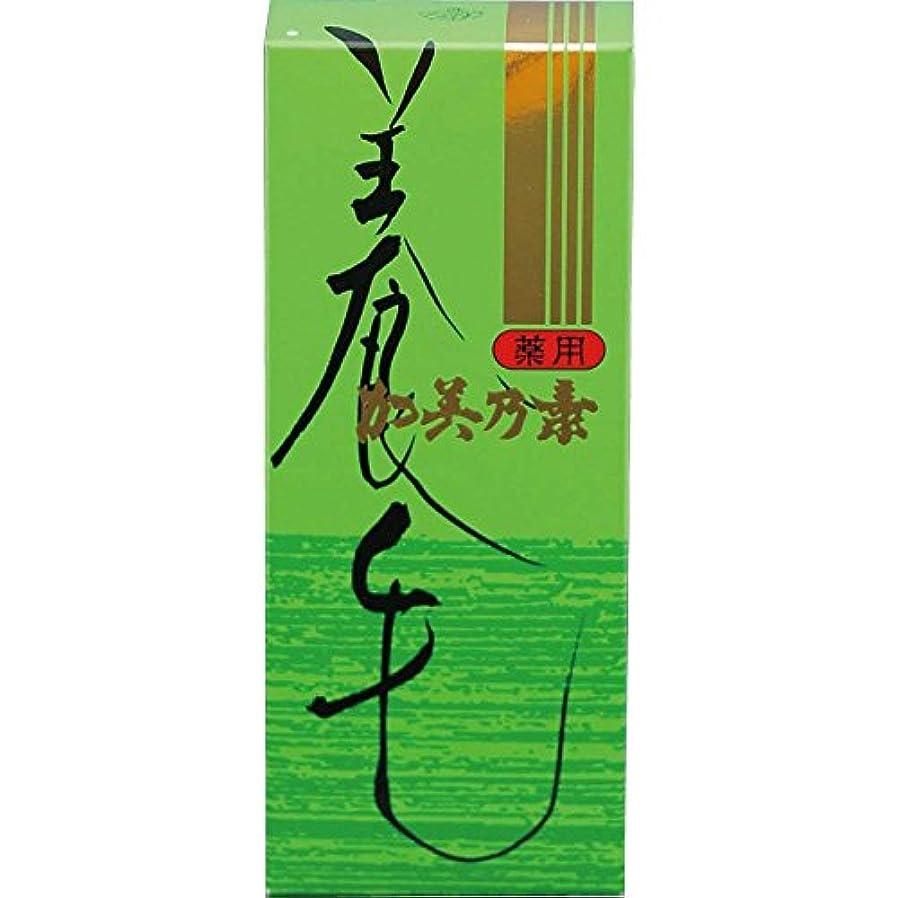 人差し指夢中上がる薬用加美乃素 グリーンフローラルの香り 180mL×6個