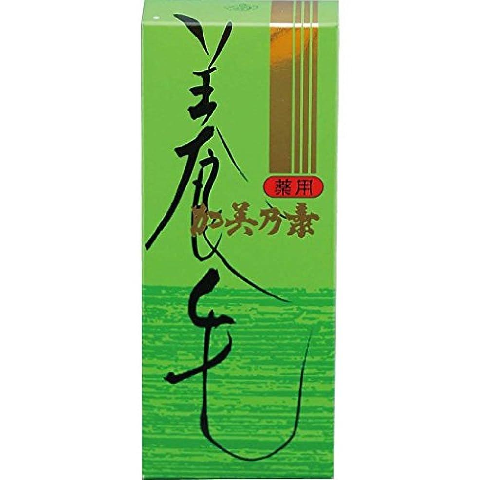 はずシャーアリ薬用加美乃素 グリーンフローラルの香り 180mL×3個