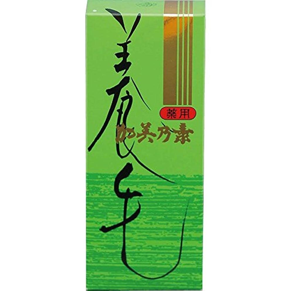 うがい貢献するポーズ薬用加美乃素 グリーンフローラルの香り 180mL×6個