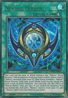 遊戯王 DUPO-EN097 影霊衣の降魔鏡 Nekroz Mirror (英語版 1st Edition ウルトラレア) Duel Power