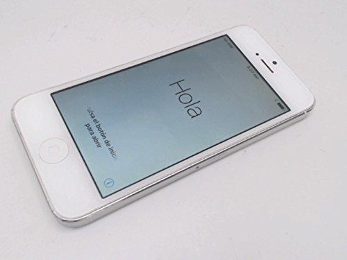 iPhone 5 16GB au [ホワイト&シルバー]