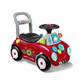 Radio Flyer ラジオフライヤー ビジー バギー BUSY BUGGY 603A 足けり乗用玩具 知育玩具 歩行練習 ハンドル付
