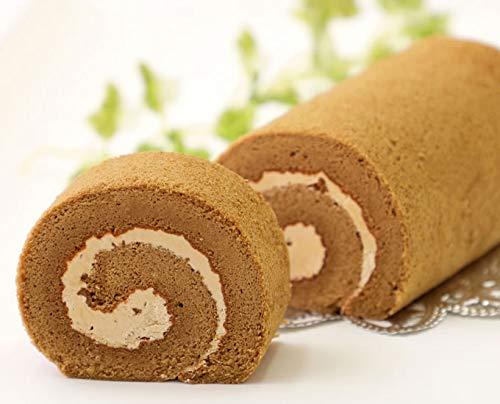 薫り豊かな『カフェバターロール』 バタークリームケーキ カフェロールケーキ コーヒーロールケーキ