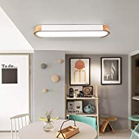LEDシーリングライト リモコン付き ~常夜灯 機能ープタイム 簡単取付 最大24W 屋内照明器具 インテリアライト 寝室/和室/洋室/居間/台所/洗面所用 昼光色