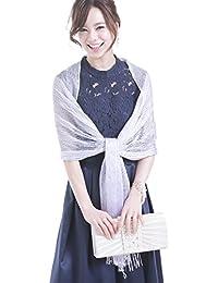 1c67718dfffa2 Amazon.co.jp  パープル - ストール   ファッション小物  服 ...