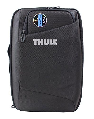 スーリー THULE バッグ リュック ブリーフ 3Way TACLB-116 Black Accent ブリーフバッグ PC収納 旅行 ビジネス 通勤 通学 バックパック SWEDEN BackPack デイバッグ [並行輸入品]