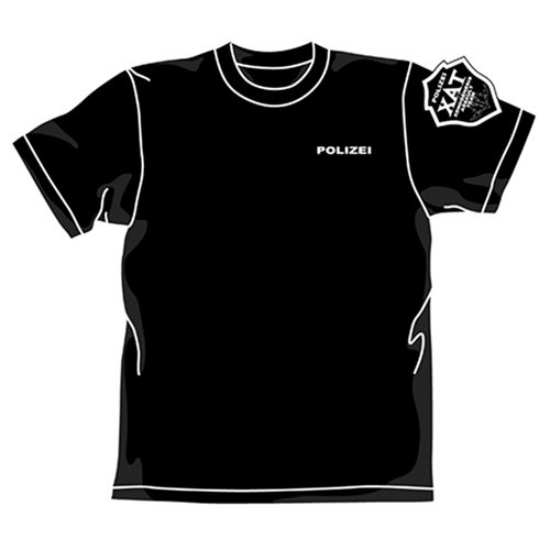 BLASSREITER XATTシャツ ブラック サイズ:L