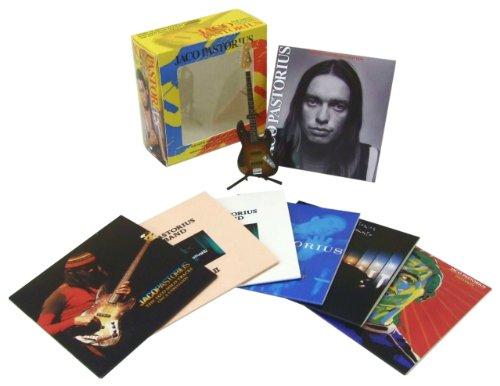 ジャコ・パストリアス 60th アニバーサリー・コレクション (紙ジャケットBOXセット、ベース・フィギュア付き)