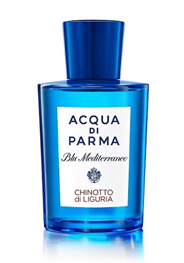 ホイップ野心十分ではないアクアディパルマ Blu Mediterraneo Chinotto Di Liguria Eau De Toilette Spray 150ml/5oz並行輸入品