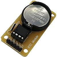 FengYun DS1302バッテリ付きクロックモジュールリアルタイムクロックボードCR2032