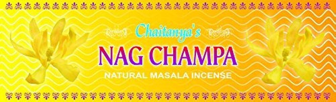 であるアロングパラメータNag Champa Incense - (100 Gram Pack)