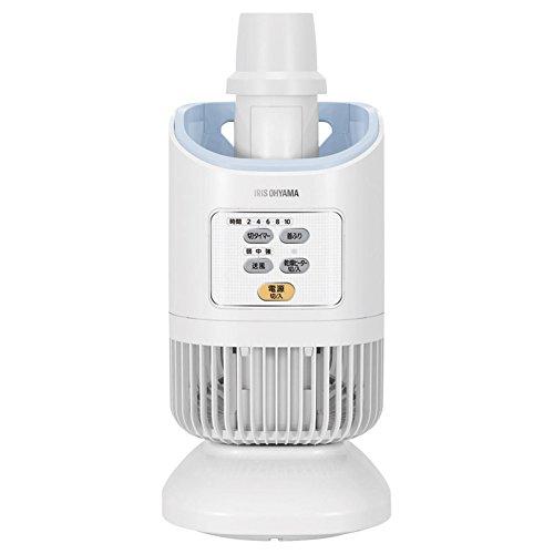 アイリスオーヤマ 衣類乾燥機 カラリエ ブルー IK-C300-A
