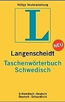 Taschenworterbuch (Compact): Schwedisch-Deutsch (Langenscheidt taschenwoerterbuchs)
