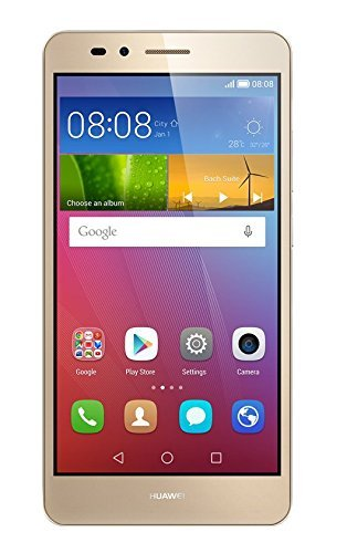 Huawei GR5 SIMフリースマートフォン (ゴールド) 【日本正規代理店品】 KII-L22-GOLD