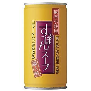 麻布小銭屋すっぽんスープ 190g×30缶