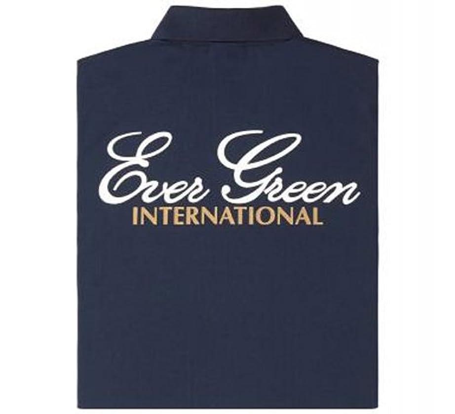 マウスピースホステル鎮痛剤エバーグリーン(EVERGREEN) ポロシャツ ドライ Aタイプ M ネイビー