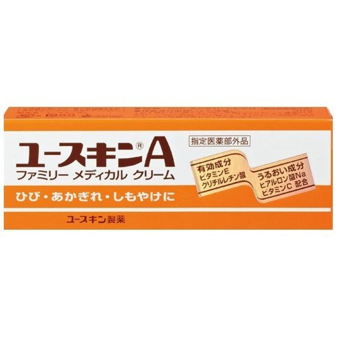 活性化十年摂氏ユースキンA 30g (手荒れ かかと荒れ 保湿クリーム)【指定医薬部外品】