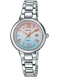 CASIO 腕時計 シーン ソーラータイプ SHE-4516SBJ-7CJF レディース