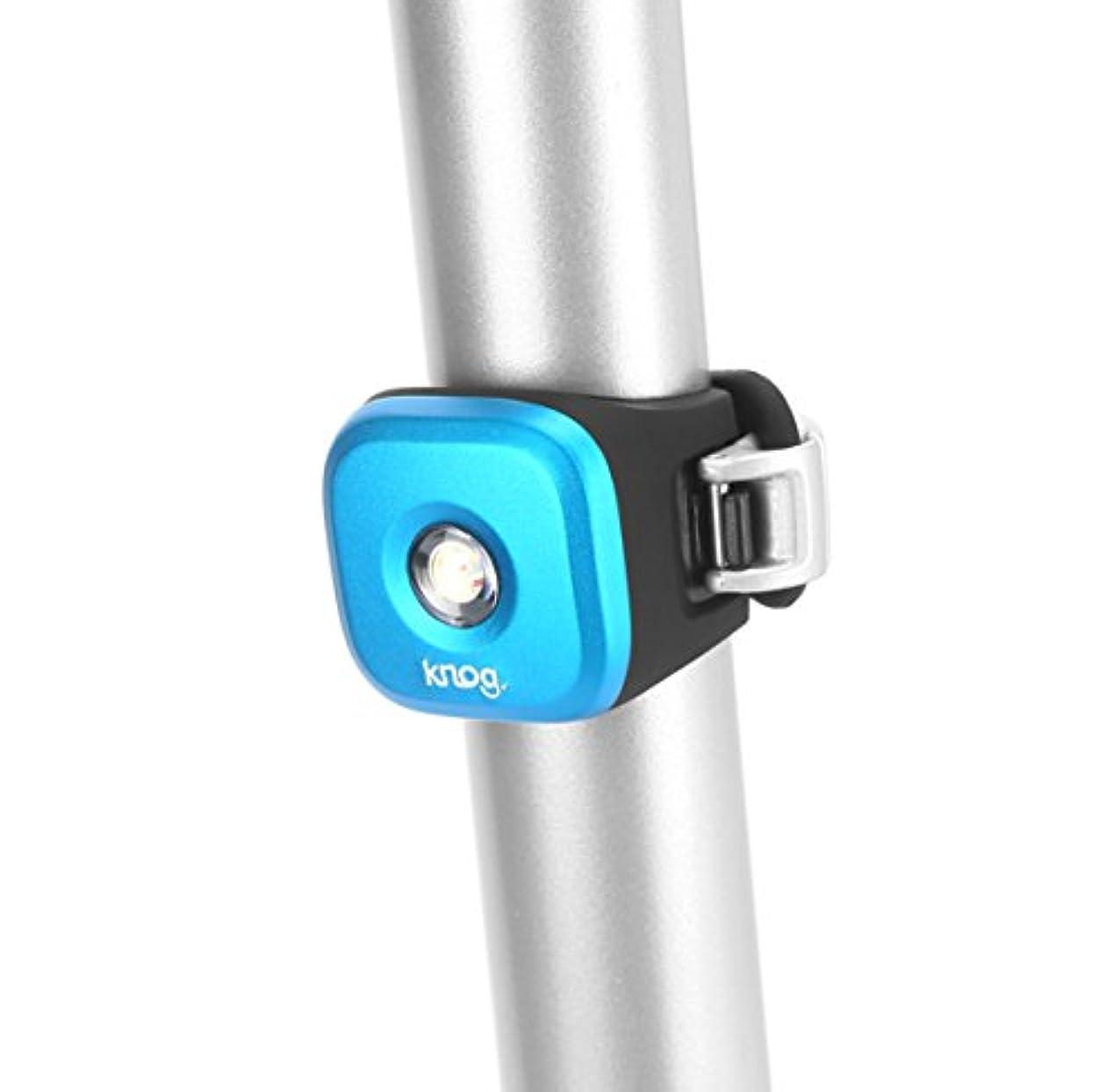 原理ボリューム省knog(ノグ) BLINDER 1 REAR STANDARD /BLUE