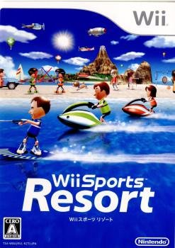 Wiiスポーツ リゾート(ソフト単品)の詳細を見る