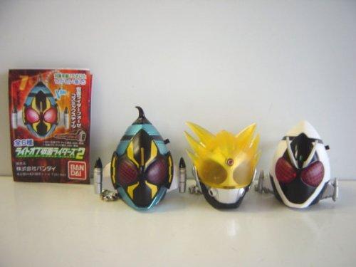 仮面ライダーフォーゼ ライトオブ仮面ライダーズ 2 :3種 光全3種 1 仮面ライダーフォーゼ コズミックステイ
