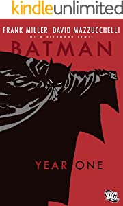 Batman: Year One (Batman (1940-2011)) (English Edition)