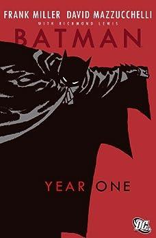 Batman: Year One by [Miller, Frank, Mazzucchelli, David ]