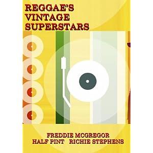 Reggae's Vintage Superstars [DVD] [Import]