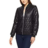 Calvin Klein Women's Quilted Bomber Jacket