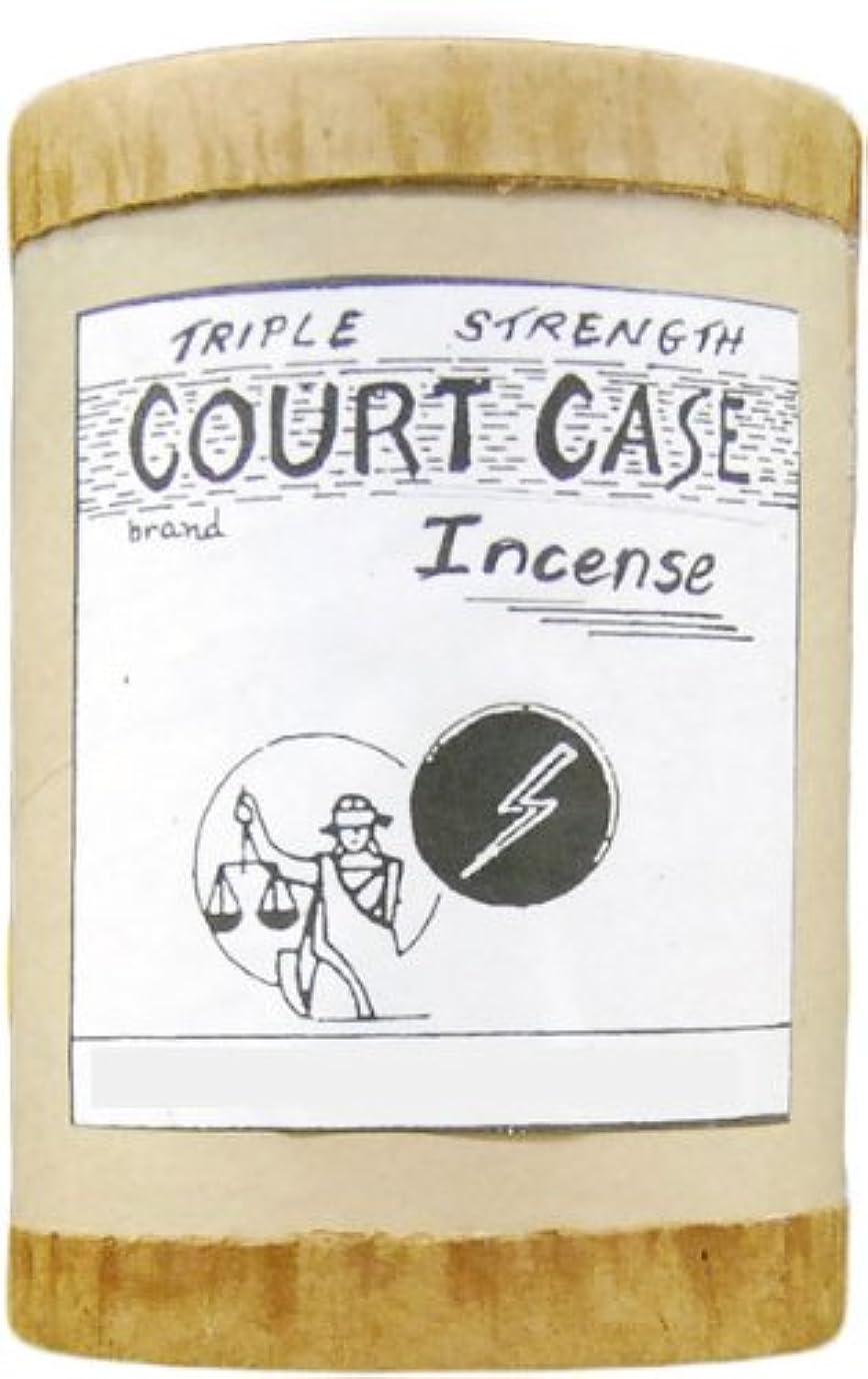 危機リマークどれでも高品質CourtケースPowdered Voodoo Incense 4オンス