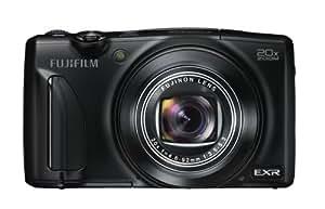 FUJIFILM コンパクトデジタルカメラ F1000EXR ブラック F FX-F1000EXR B