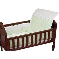 Baby Doll Bedding Kingdom Crib Bedding Set, Sage by BabyDoll Bedding