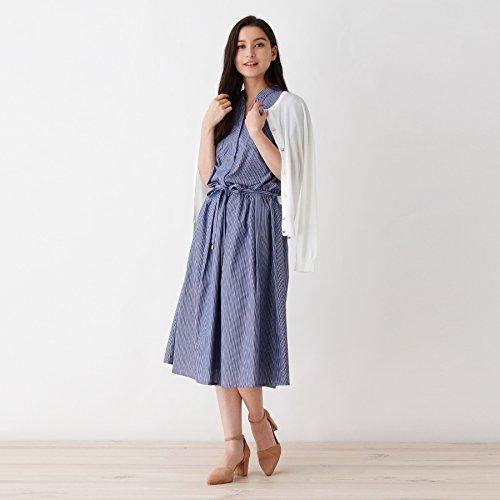 (インデックス) index 【洗える】ベルト付きシャツワンピ C5854316