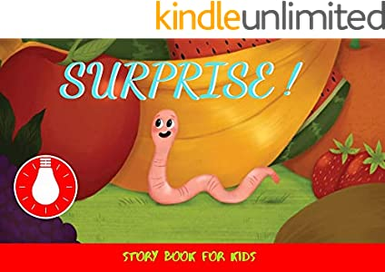 Surprise: Before Bed Children's Book- Cute story - Easy reading Illustrations -Cute Educational Adventure   . (English Edition)