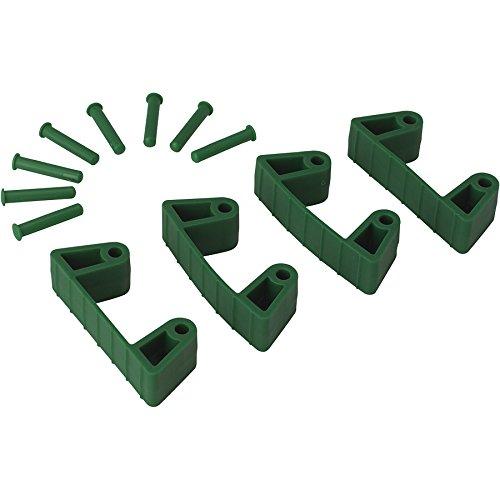 Vikan ブラケット ラバークリップ 1019 HACCP対応 グリーン