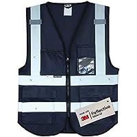 Salzmann 3M Multi Pocket Working Vest, Working Uniform