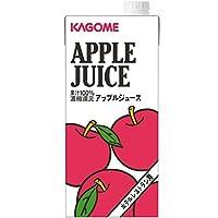 カゴメ)ホテルレストラン用 アップルジュース 1000ml