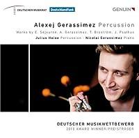 Percussion by SEJOURNE / GERASSIMEZ / BROSTR?O