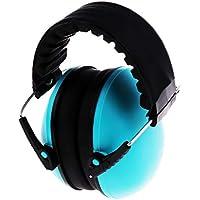 Baoblaze Portable Kids Earmuffs Hearing Protectors Adjustable Headband Ear Defenders for Children